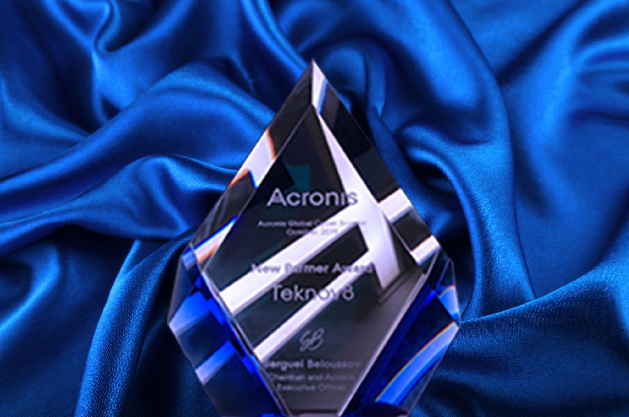 Acronis Award